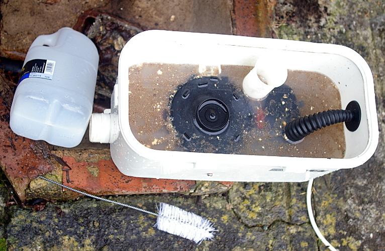 Sanivite 3 Repair A4d